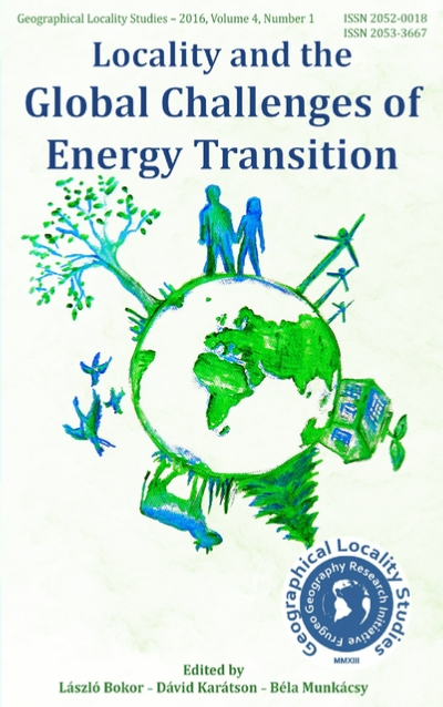 GLS 4: Locality and the Global Challenges of Energy Transition