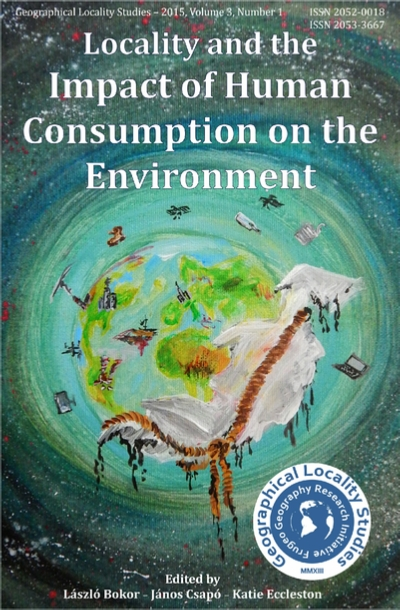 GLS 3: Locality and the Impact of Human Consumption on the Environment